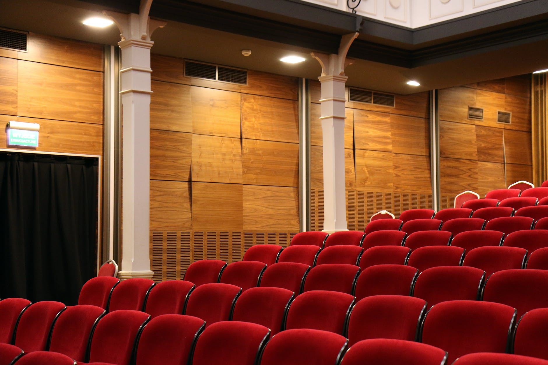 Auditorium and Meeting Hall and Home Theater By LovelyTeik